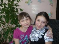 Таня  14 лет и Света 11 лет